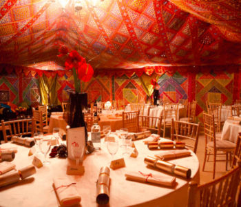 arabian tent image