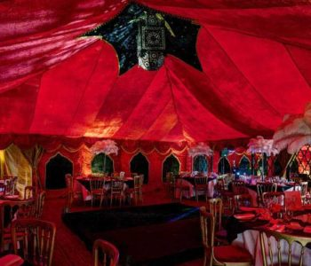 la-rouge tent