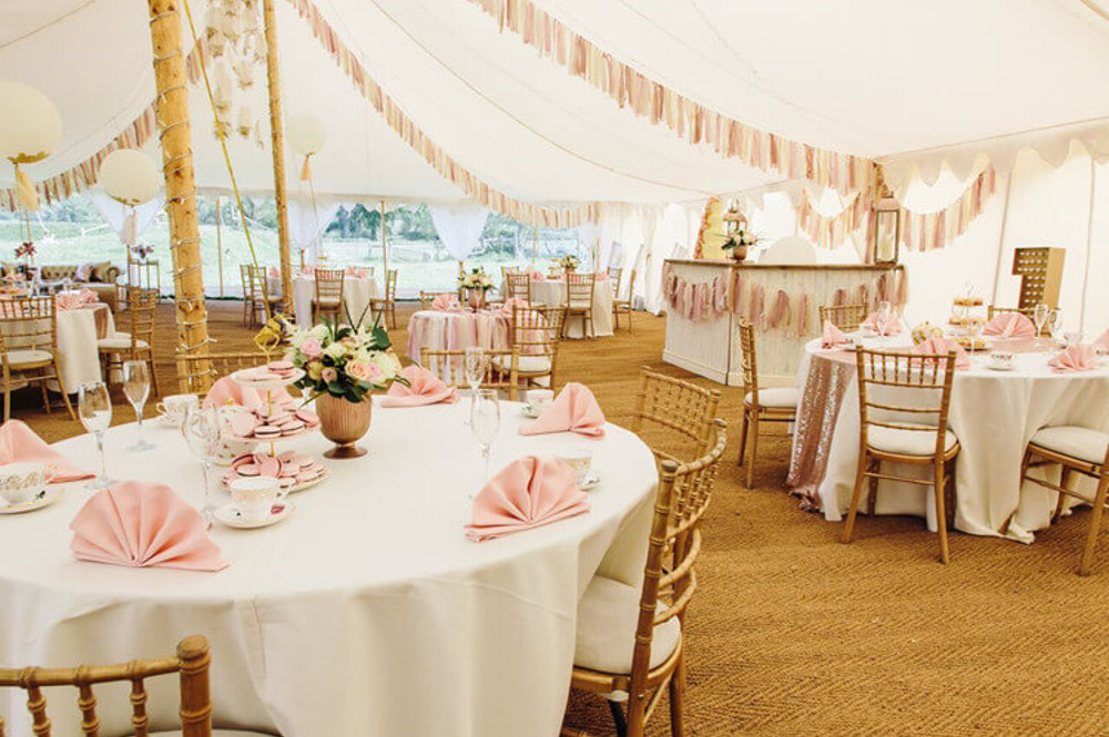 Furniture Hire Weddings